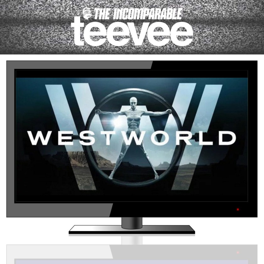 Westworld TeeVee Cover Art