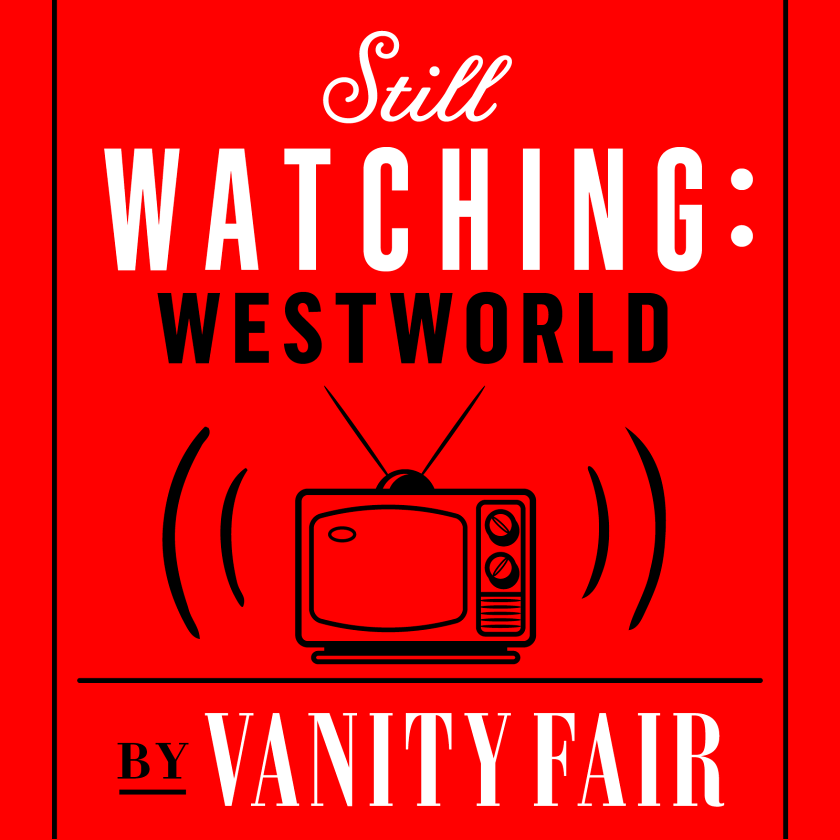 Still Watching: Westworld Cover Art