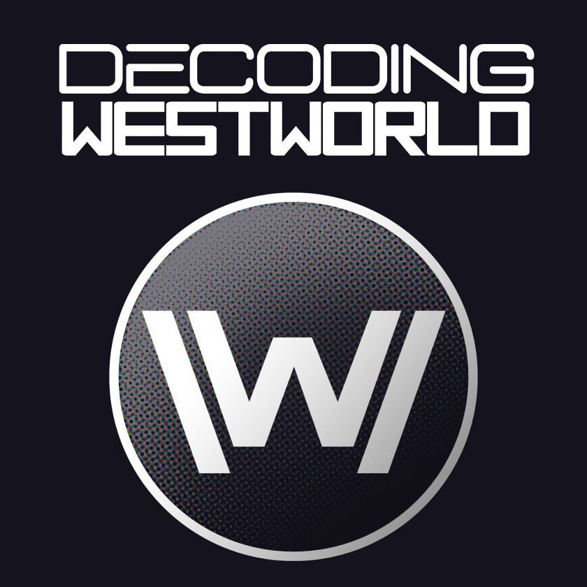Decoding Westworld Cover Art