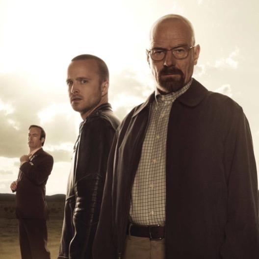 Walt, Jesse & Saul