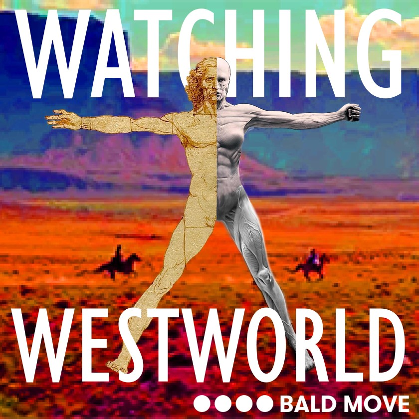 Watching Westworld Cover Art